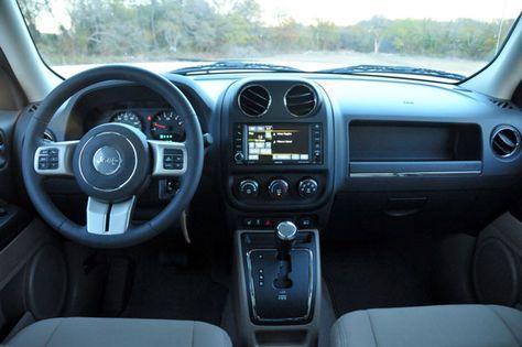 interior of my new ride!