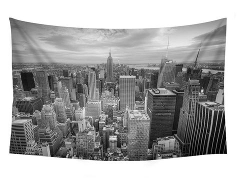New York City Tapestry Decor By Shadenov Wall Art Home Decor Bedroom Living Room Dorm Wall Hanging Tape With Images Decorative Accessories Tapestry Wall Hanging Tapestry