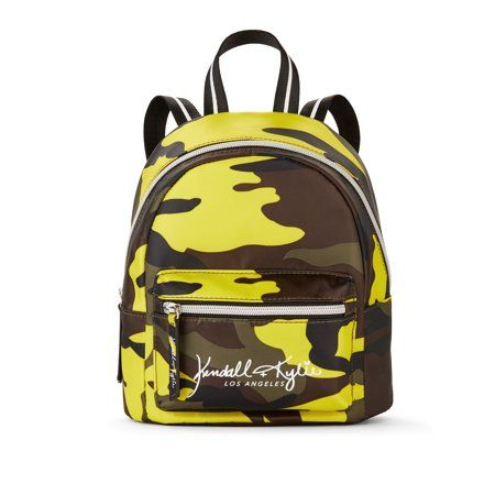 Kendall Kylie For Walmart Multi Camo Mini Backpack In 2020