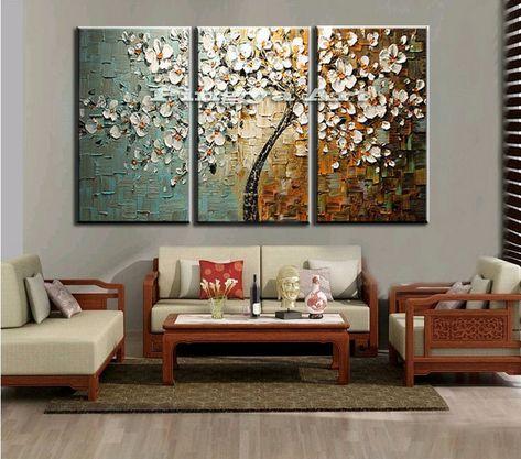 Tableau Moderne Pour Salon En 2019 Decoration Salon Art