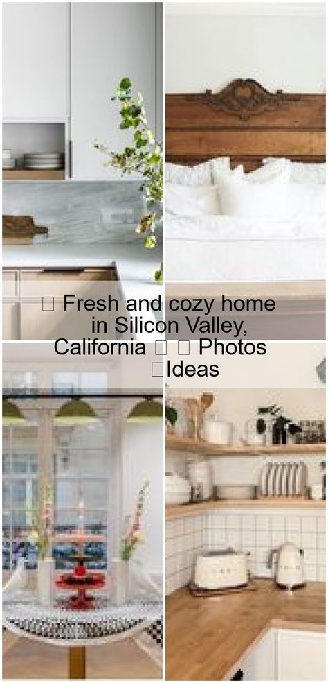 〚 Fresh and cozy home in Silicon Valley, California 〛 ◾ Photos ◾Ideas&#972 ,  #California #Cozy #Fresh #home #Ideas972 #Photos #Silicon #Valley