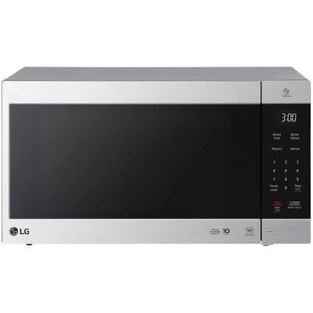 Lg Lmc2075st 1350w Countertop Microwave 2 Cu Ft Stainless