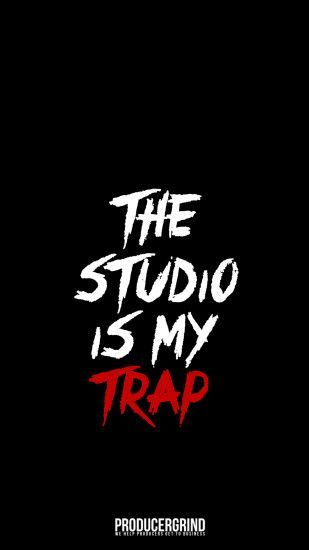 The Studio Is My Trap Iphone 7 Plus Wallpaper Android Iphone Savage Wallpapers Iphone 7 Plus Wallpaper Iphone 7 Wallpapers