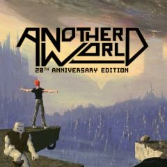 Another World 20th Anniversary Edition Another World Ps Vita
