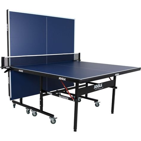Holiday Christmas Folding Compact Ping Pong Net Game Room Storage Tennis Table Unbranded Durable Table Table Tennis Equipment Outdoor Ping Pong Table