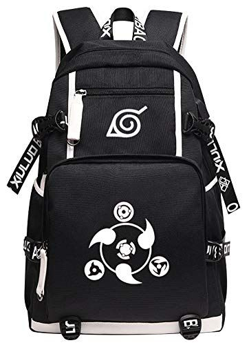Shop a great selection of Gumstyle Naruto Book Bag USB Charging Port Laptop Backpack Casual School Bag. Find new offer and Similar products for Gumstyle Naruto Book Bag USB Charging Port Laptop Backpack Casual School Bag. Best Laptop Backpack, Leather Laptop Backpack, Men's Backpack, Laptop Bag, Fashion Backpack, Laptop Camera, Iron Man Backpack, Rolling Backpack, Naruto And Sasuke