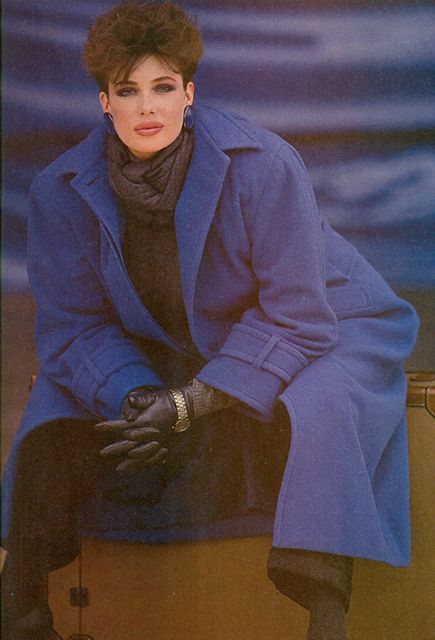 Kelly LeBrock : Temp Supermodel Icons