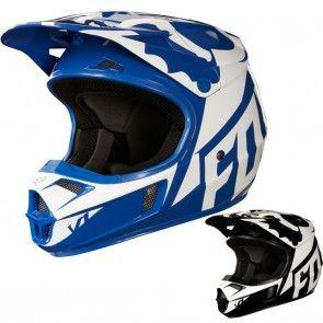 Fox Racing V1 Race Mx Youth Dot Dirt Bike Off Road Motocross Helmets Motocross Helmets Bike Deals Fox Racing