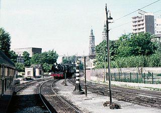 Estación Del Norte 1970 Road Alley Structures
