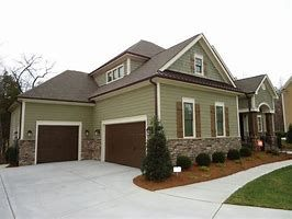 Image Result For Pictures Of Houses With Gutters Musket Brown House Paint Exterior Exterior Paint Colors For House Exterior House Paint Color Combinations