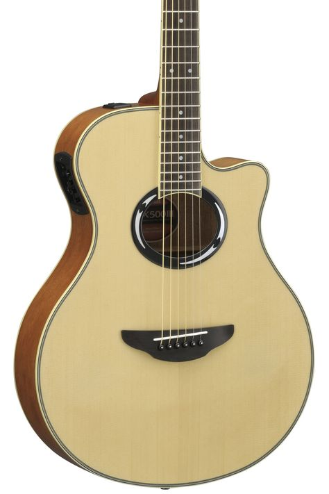 Yamaha Apx500 Iii Thinline Acoustic Electric Guitar Natural Digital Piano Keyboard Acoustic Electric Guitar