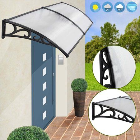 Patio Garden Awning Canopy Door Awnings Outdoor Awnings