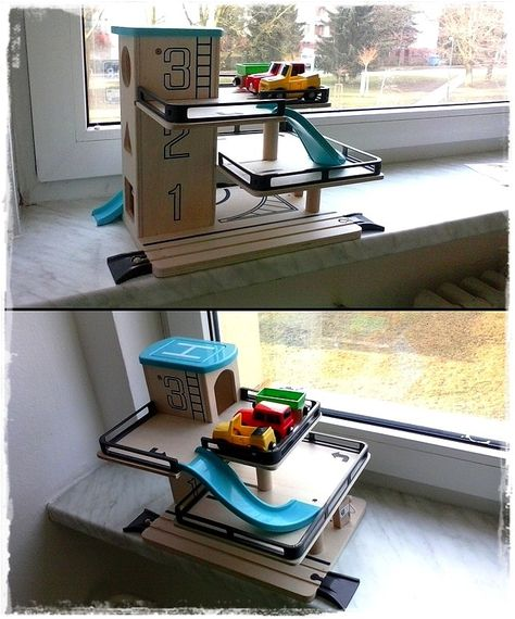 Plans Build Wooden Toy Garage Quick Woodworking Projects A Amazing