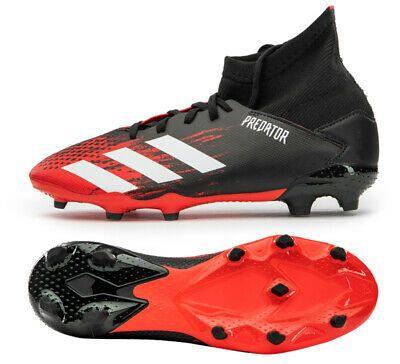 Adidas Predator 20 3 Fg Junior Ef1930 Kids Soccer Shoes Football Boots Cleats In 2020 Kids Soccer Shoes Soccer Shoes Football Boots