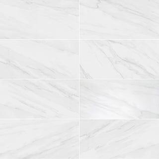 marbre blanc carrelage sol