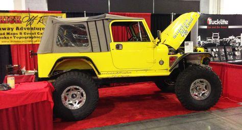 2013 Ontario Jeep And Truckfest Ontario Jeep Monster Trucks