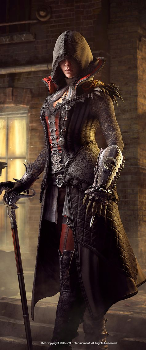 Assassin s Creed Syndicate- Evie Victorian Legends, Fabien Troncal