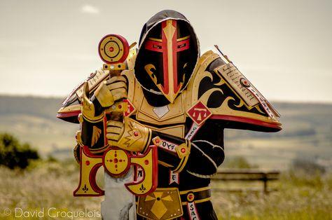 Paladin T2 Judgement Armor Set World Of Warcraft Blizzard