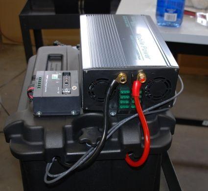 Solar Powered Generator 100 Amp 4000 Watt Solar Generator Just Plug And Play Sensible Generad Solar Powered Generator Solar Panel Installation Solar Generator
