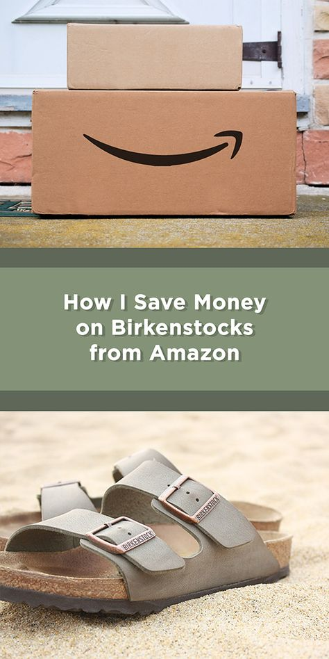 This Amazon trick totally changed the way I buy Birkenstocks online.