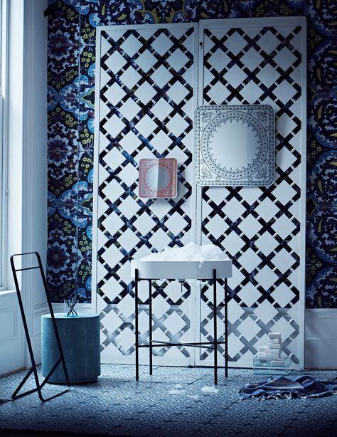 Combo 34 Iznik Design Turkish Tile Panel Set 20 piece Wall Feature Splashback