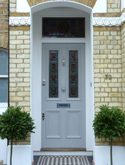 London Doors, Front Door, Victorian / Edwardian Door | For The Home |  Pinterest | Glass Front Door, Front Doors And Victorian