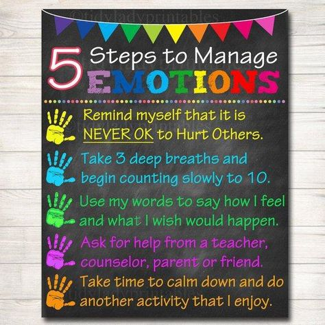 School Counselor Posters -  Set of 6