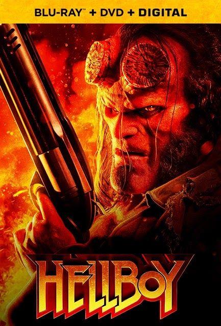 Pin On فيلم Hellboy 2019 مترجم اون لاين