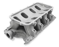 Image result for 351 cleveland tunnel ram intake manifold