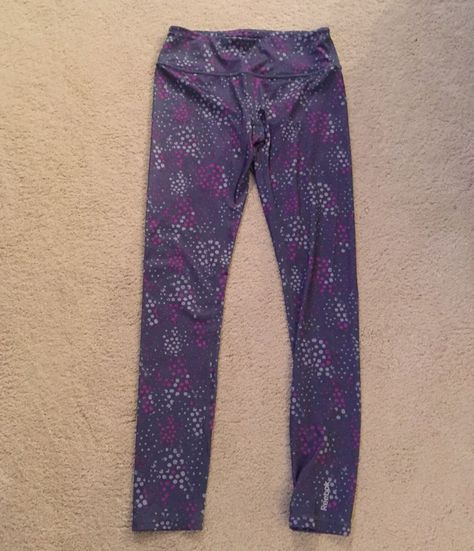 Reebok Yoga Pants-Size Small-Excellent Condition-Smoke Free Home #Reebok #YogaPantsLong