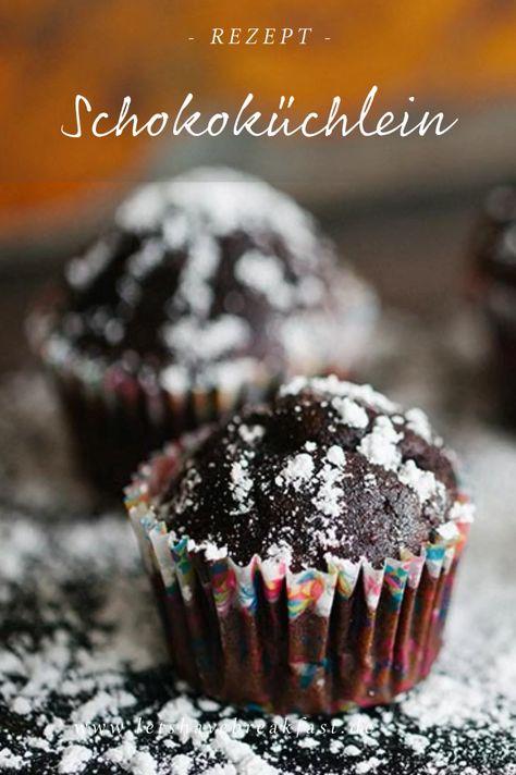 Schokoküchlein für Schokoladenfan