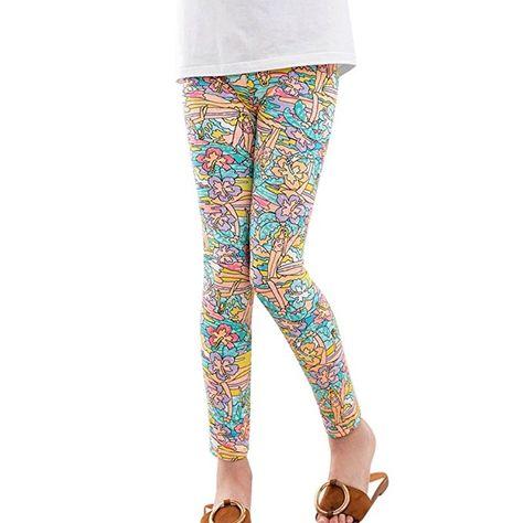 Damen Knöchellang Einfarbig Einfach Dehnbare Hose Hosen Leggings