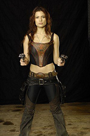 Natassia Malthe In Bloodrayne Ii Deliverance 2007 Female