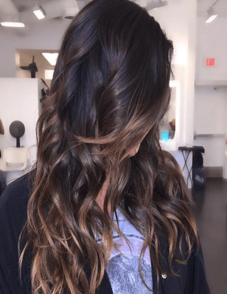Angled Beauty Hairstyles With Color Shades Cabelo E Look