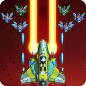 Galaxy Invaders Alien Shooter V1 1 14 Mod Apk Unlimited Coins