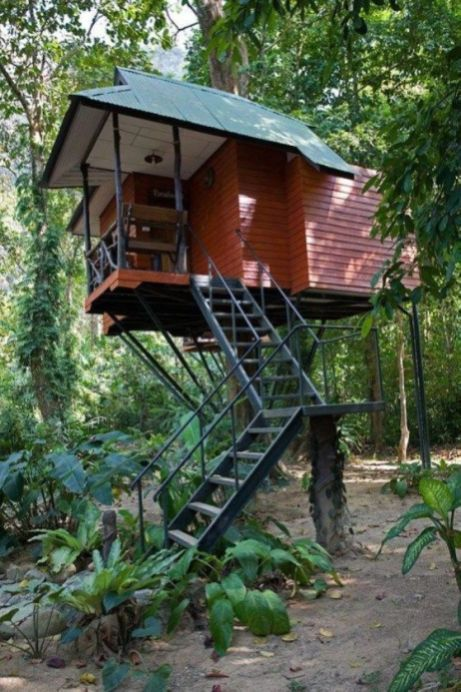 Diy Treehouse Ideas For To Build A Treehouser 11 Cool Tree Houses Building A Treehouse Tree House
