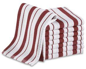 Bar Mop Towels Dishcloths Set Of 4 Williams Sonoma Striped Towels Williams Sonoma Turkish Cotton Towels