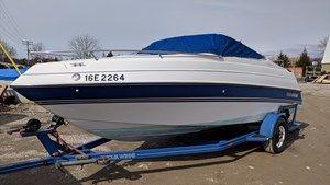 1993 Used N A Four Winns 190 Sundowner Cuddy Cabin Power Boat For Sale In Ontario From Southwest Marine Services Boats For Sale Boat Used Boat For Sale