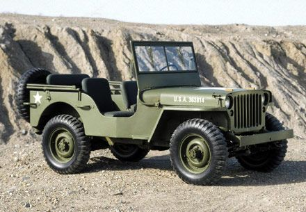 Willys Jeep There S Only One Jeep Willys Jeep Jeep Antiguo