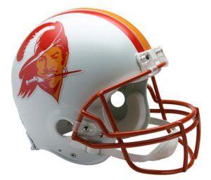 Tampa Bay Buccaneers Helmet History Football Helmets Nfl Football Helmets Tampa Bay Buccaneers