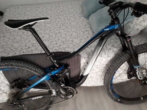 Bicicleta Giant Trance En Talla S 60552 Categoría Bicicletas De Montaña Año 2018 Cambio Otro Sram Consíg Giant Trance Bicicletas Giant Bicicletas Mtb