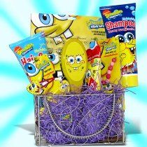 Gift Idea for Girls Spongebob Grooming Set Perfect for Birthday Gifts and Get Well Gifts