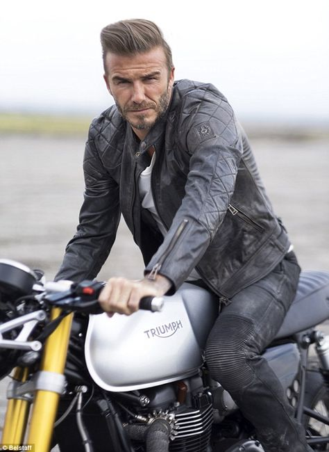 David Beckham reunited with Belstaff this past week in New York to celebrate the release of his new short film Outlaws. Guests who came out to support Beckham…