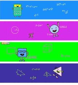 Google Classroom Animated Headers Math Google Classroom Math Classroom Classroom
