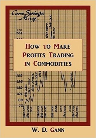 How To Make Profits In Commodities By W D Gann How To Make