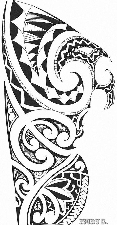 para la espalda #Samoantattoos