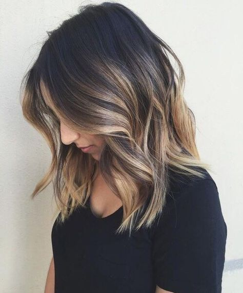13 of the most popular middle hairstyles for women You can not miss it, #hairstyles #middle #popular #women