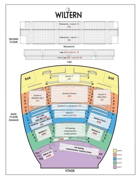 The Most Stylish Wiltern Theater Seating Chart In 2020 Seating Charts Theater Seating Chart
