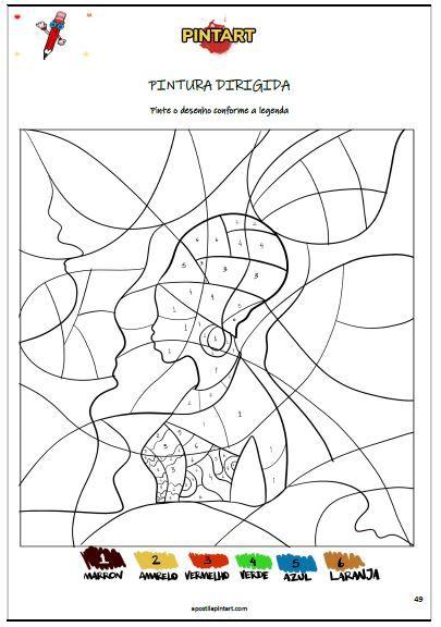 Pintart Oficial Em 2020 Com Imagens Atividades De Arte