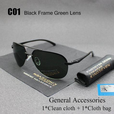 29f428de11b Aluminum Magnesium Polarized Sunglasses Men Driver Mirror Sun glasses Male  Fishing Female Outdoor Sports Eyewear For Men